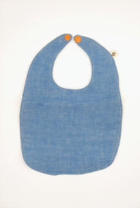 Light Chambray Bib- 2 Sizes