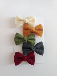 Felt Classic Bow- Medium