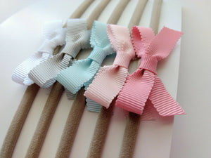 Scarlett 5 pack Headbands | Pastels | RTS