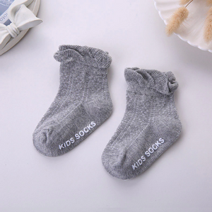 Ruffle Top Ankle Socks | 3 Pack | RTS