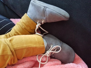 Oxford Booties - 9 Color Options