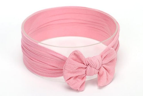 Bowknot Headband- 17 Color Options