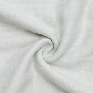 Muslin Blanket | Bamboo Cotton Blend | Lemon Yellow