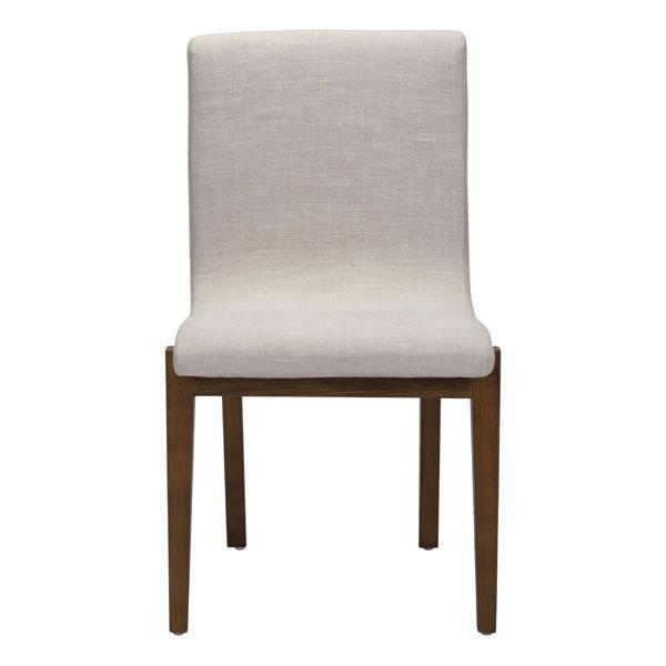 Hamilton Dining Chair (Set of 2)-Dining Chair-Zuo-Wall2Wall Furnishings