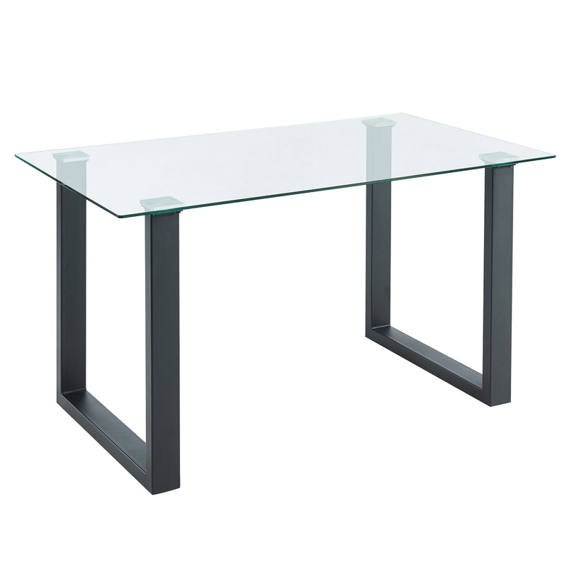 Franco Rectangular Dining Table-Dining Table-Worldwide Homefurnishings Inc-Wall2Wall Furnishings