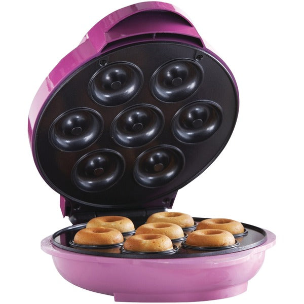 BRENTWOOD(R) APPLIANCES Nonstick Electric Food Maker (Mini Donut Maker)-Electric Food Makers-Petra-Wall2Wall Furnishings