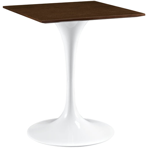 "Lippa 24"" Wood Dining Table-Side Table-Modway-Wall2Wall Furnishings"