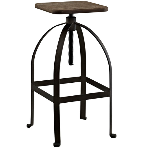 Pointe Bar Stool-Bar and Counter Stools-Modway-Wall2Wall Furnishings