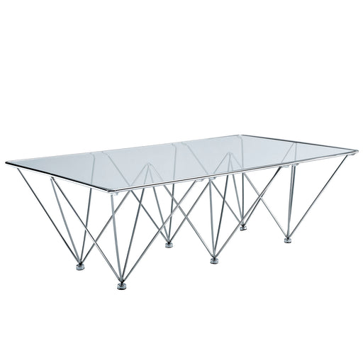 Prism Rectangle Coffee Table-Coffee Table-Modway-Wall2Wall Furnishings