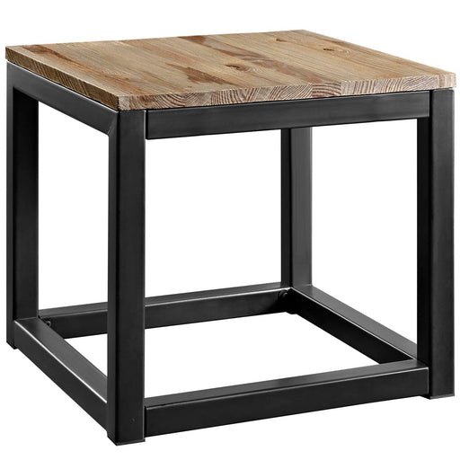 Attune Side Table-Side Table-Modway-Wall2Wall Furnishings