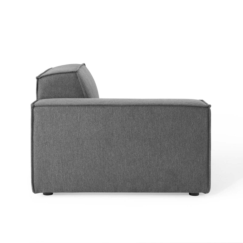 Restore Right-Arm Sectional Sofa Chair-Armchair-Modway-Wall2Wall Furnishings