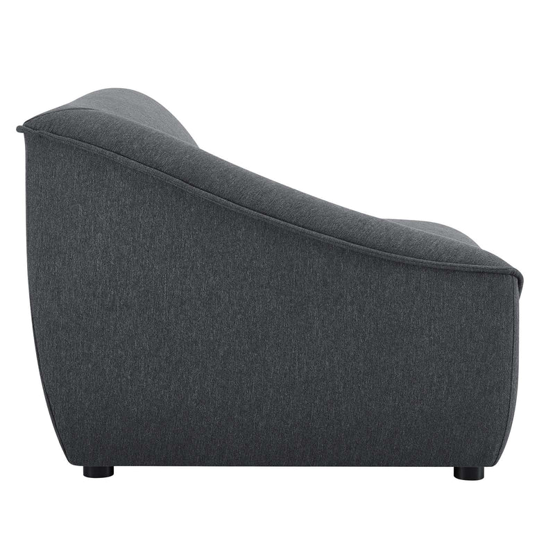 Comprise Left-Arm Sectional Sofa Chair-Sofa-Modway-Wall2Wall Furnishings