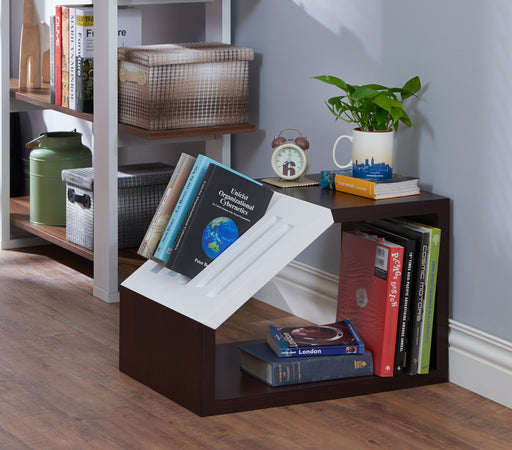 Galotti Contemporary Multi Way End Table Book Shelf-bookcase-Furniture of America-Wall2Wall Furnishings
