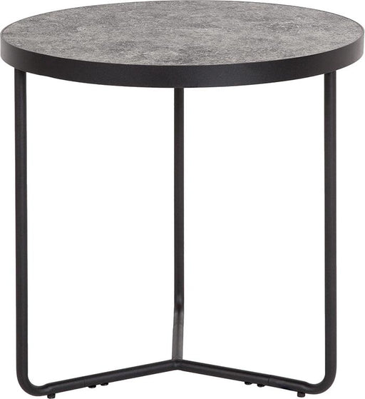 "Providence Collection 19.5"" Round End Table-End Table-Flash Furniture-Wall2Wall Furnishings"