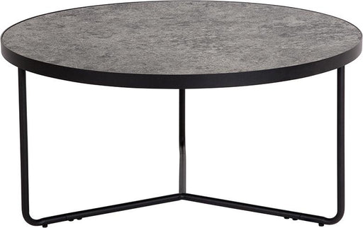 "Providence Collection 31.5"" Round Coffee Table-Coffee Table-Flash Furniture-Wall2Wall Furnishings"