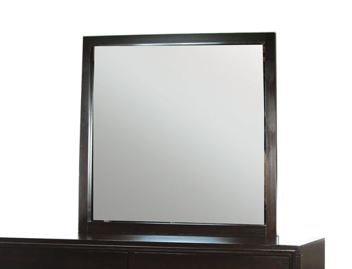 Noriah Contemporary Wood Framed Mirror-mirror-Furniture of America-Wall2Wall Furnishings