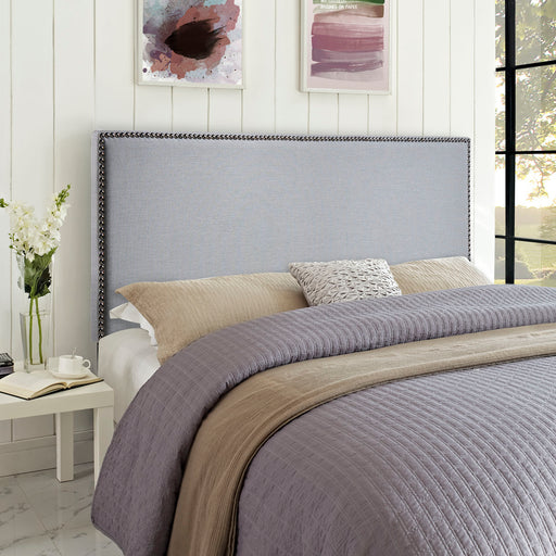 Region Nailhead Upholstered Headboard-Headboard-Modway-Wall2Wall Furnishings