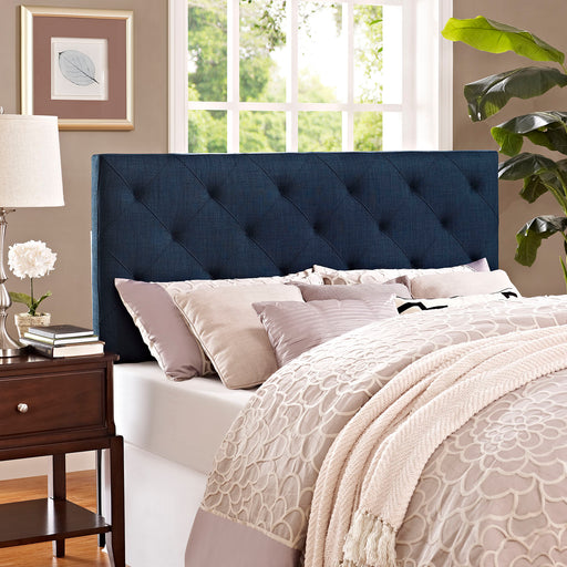 Theodore Upholstered Fabric Headboard-Headboard-Modway-Wall2Wall Furnishings