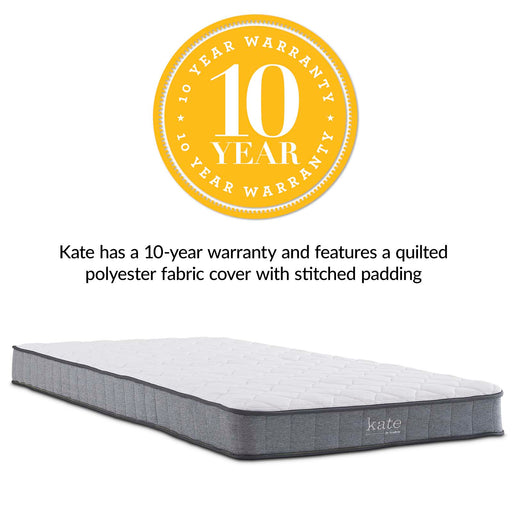 Kate Innerspring Mattress-Mattress-Modway-Wall2Wall Furnishings