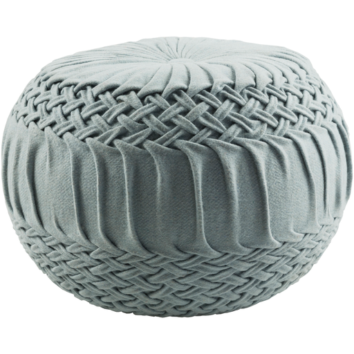 Alana Pouf AAPF003-Pouf-Surya-Wall2Wall Furnishings