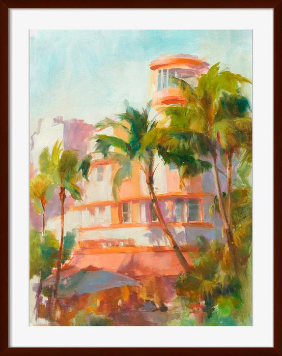Ocean Drive II - Wall Art-Wall Art-Surya-Wall2Wall Furnishings