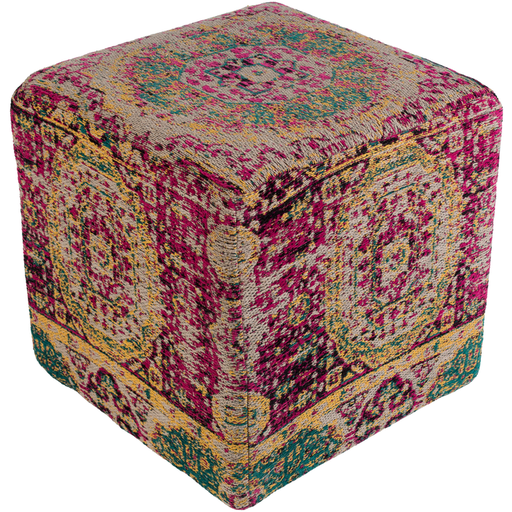 Amsterdam Pouf AMPF004-Pouf-Surya-Wall2Wall Furnishings