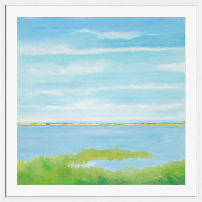 Marsh Land I - Wall Art-Wall Art-Surya-Wall2Wall Furnishings