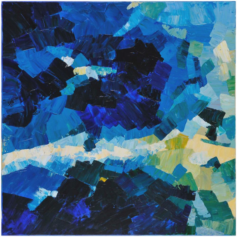 Blue Waters-Wall Art-Surya-Wall2Wall Furnishings