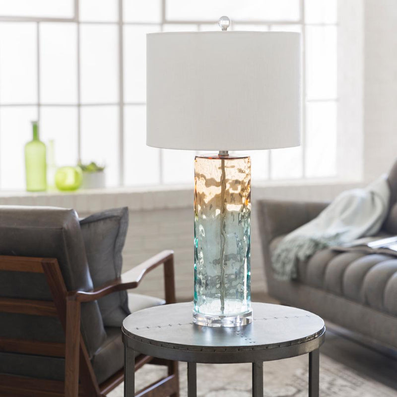 Astor Table Lamp-Table Lamp-Surya-Wall2Wall Furnishings