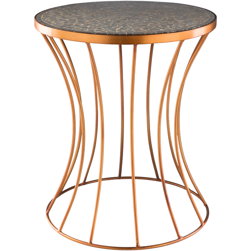 Breccan Accent Table-Accent Table-Surya-Wall2Wall Furnishings