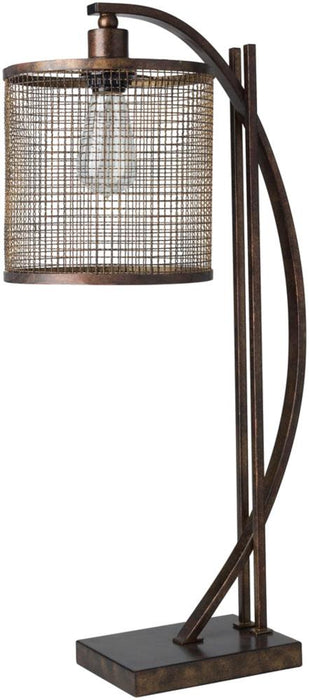 Beaufort Table Lamp 2-Table Lamp-Surya-Wall2Wall Furnishings