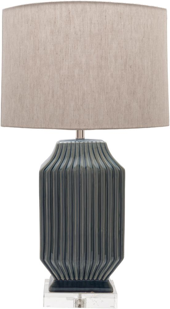 Blacklake Table Lamp 2-Table Lamp-Surya-Wall2Wall Furnishings