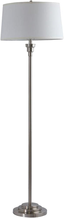 Bingham Floor Lamp-Floor Lamp-Surya-Wall2Wall Furnishings