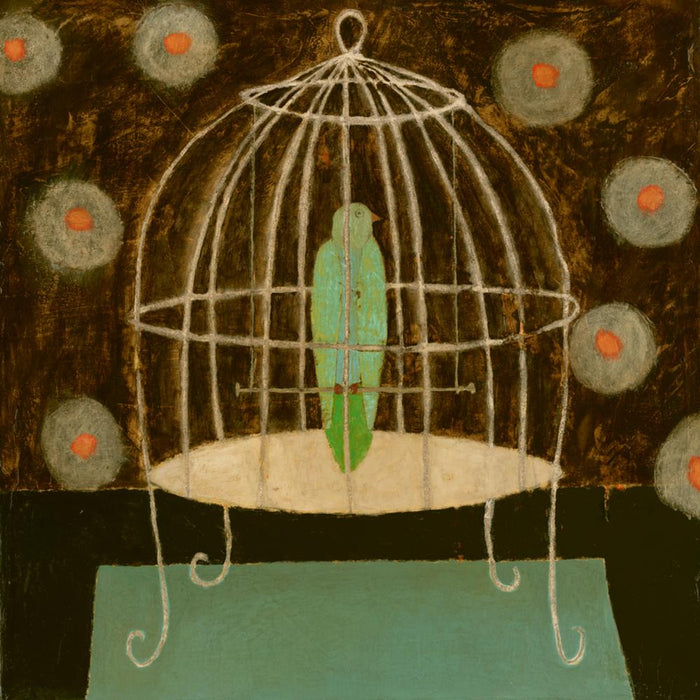 Birdcage - Wall Art-Wall Art-Surya-Wall2Wall Furnishings