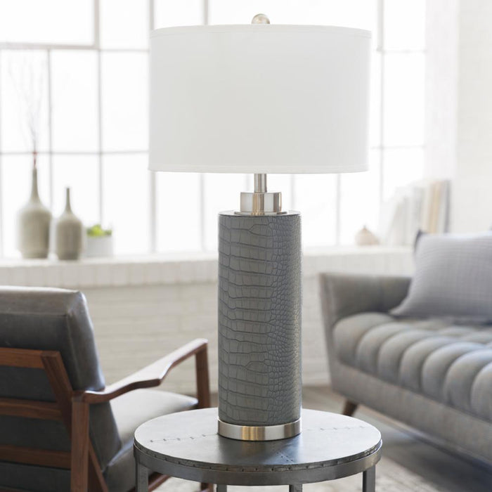 Buchanan Table Lamp 2-Table Lamp-Surya-Wall2Wall Furnishings