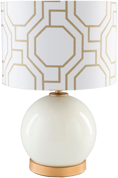 Bowen Table Lamp-Table Lamp-Surya-Wall2Wall Furnishings