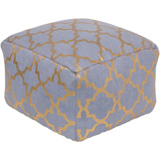 Cecily Pouf CEPF3003-Pouf-Surya-Wall2Wall Furnishings