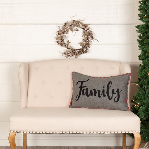 Anderson Family Pillow-Pillow Cover-VHC-Wall2Wall Furnishings