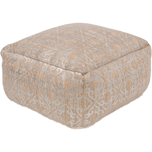 Celine Pouf CIPF3000-Pouf-Surya-Wall2Wall Furnishings