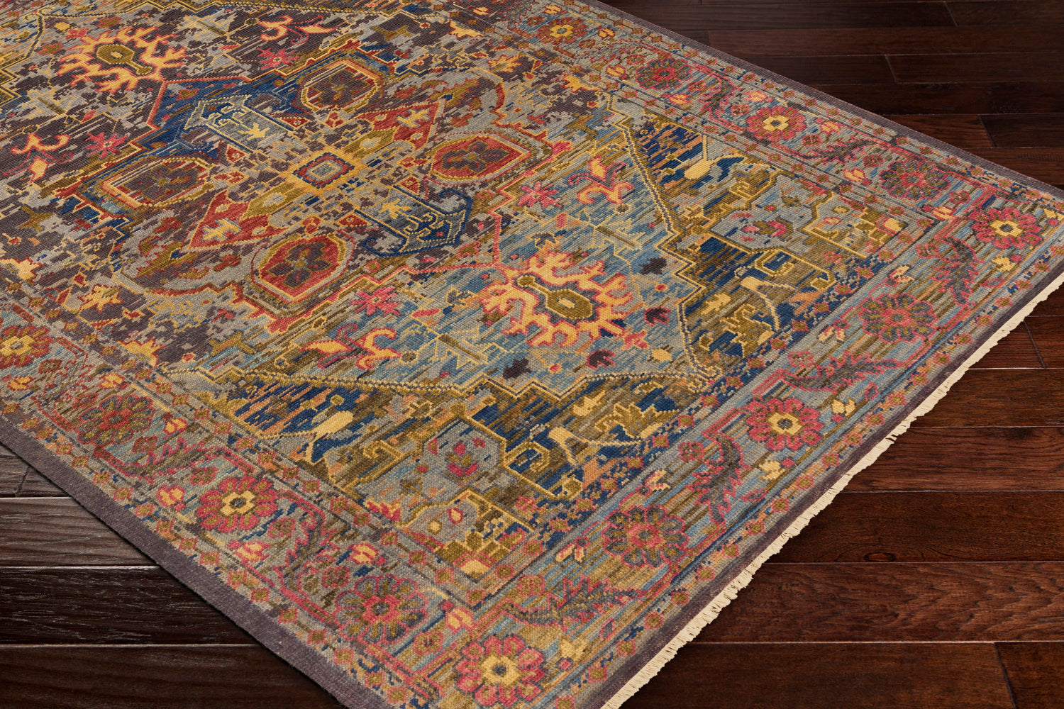 Cappadocia Area Rug 4-Indoor Area Rug-Surya-Wall2Wall Furnishings
