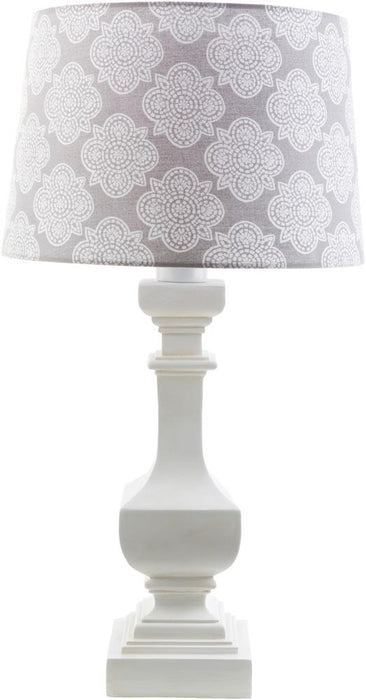 Carolina Table Lamp-Table Lamp-Surya-Wall2Wall Furnishings