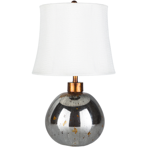 Derby Portable Lamp-Portable Lamp-Surya-Wall2Wall Furnishings