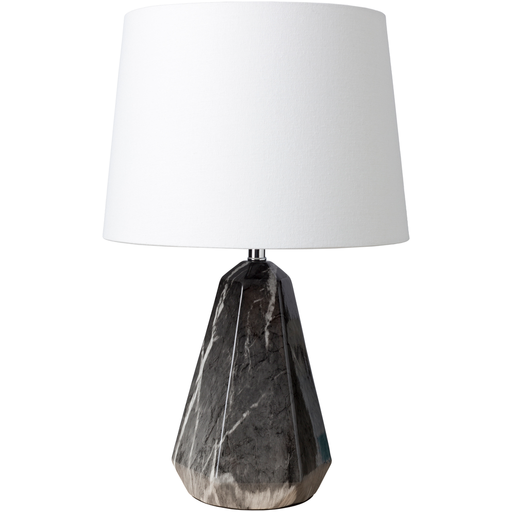 Destin Table Lamp-Table Lamp-Surya-Wall2Wall Furnishings