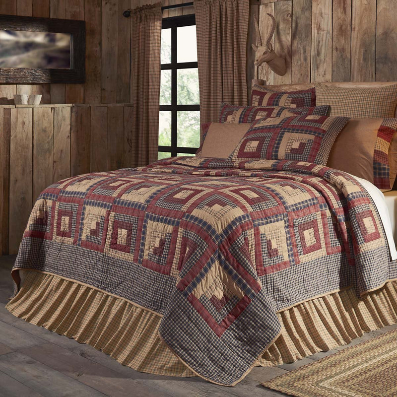 Millsboro Quilt-Quilts & Quilt Sets-VHC-Wall2Wall Furnishings