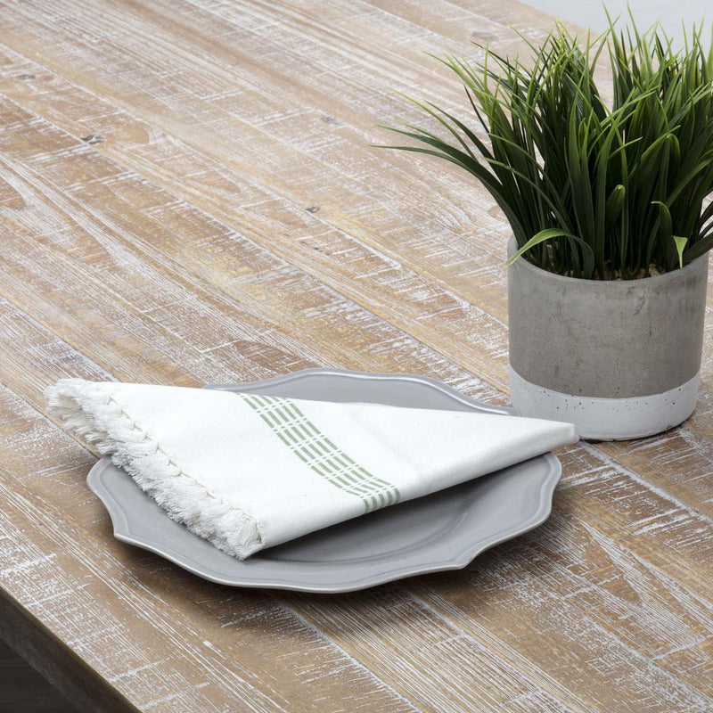 Madeline Napkin Set-Placemats & Napkins-VHC-Wall2Wall Furnishings