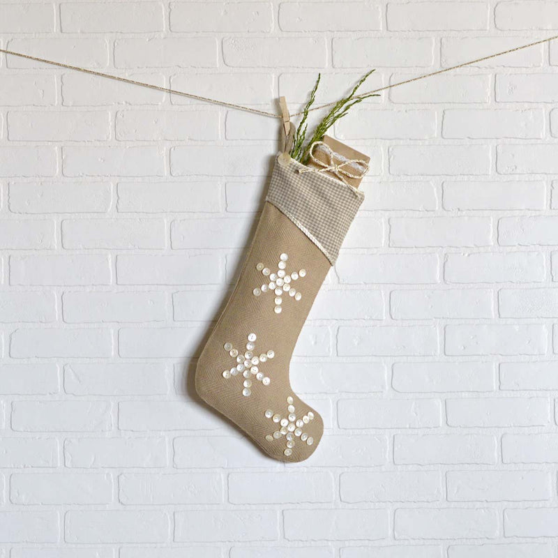 Pearlescent Stocking-Stocking-VHC-Wall2Wall Furnishings