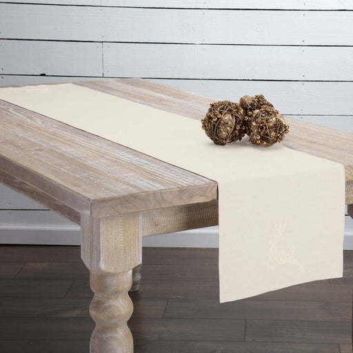 Lace Deer Runner-Table Runner-VHC-Wall2Wall Furnishings