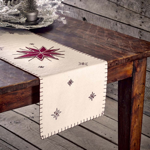 North Star Runner-Table Runner-VHC-Wall2Wall Furnishings