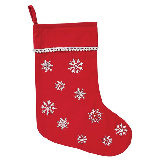 Winter Wonderment Stocking 11x15-Stocking-VHC-Wall2Wall Furnishings
