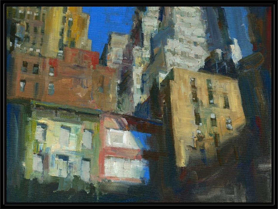 New York, New York - Wall Art-Wall Art-Surya-Wall2Wall Furnishings